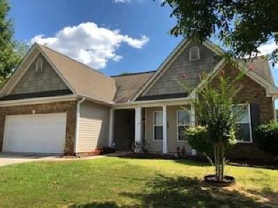 Newnan Single Family Home For Sale: 422 Stillwood Drive