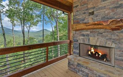 Fannin County Single Family Home For Sale: 370 High Ridge Road Lt 8