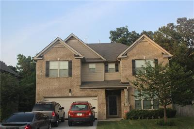 Decatur Single Family Home For Sale: 3549 Sycamore Bend