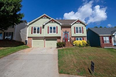 Gwinnett County Single Family Home For Sale: 775 Station View Run