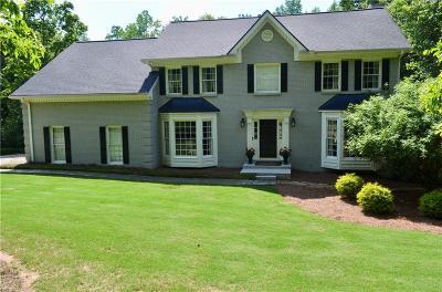 Roswell Single Family Home For Sale: 1065 Churchill Lane