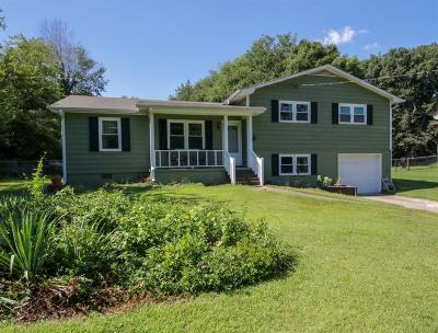 Woodstock Single Family Home For Sale: 363 Arnold Mill Road
