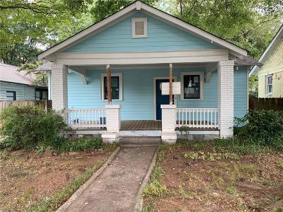 East Point Single Family Home For Sale: 3166 Church Street