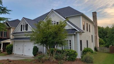 Smyrna Single Family Home For Sale: 4058 Hill House Road SW