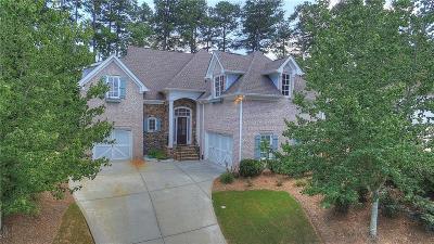Forsyth County, Gwinnett County Single Family Home For Sale: 393 Olde Eastleigh Court