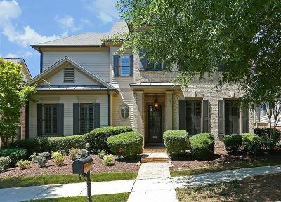 Roswell Single Family Home For Sale: 1068 Merrivale Chase