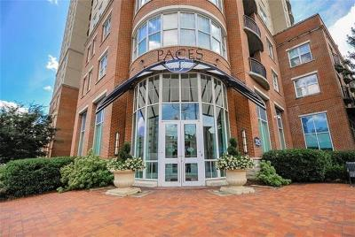 Buckhead Condo/Townhouse For Sale: 325 E Paces Ferry Road NE #1801