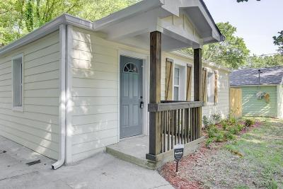 Atlanta Single Family Home For Sale: 408 New Jersey Avenue NW