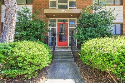 Buckhead Condo/Townhouse For Sale: 10 26th Street NW #A2
