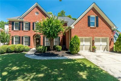 Dawson County, Forsyth County, Hall County, Lumpkin County Single Family Home For Sale: 6145 Masters Club Drive