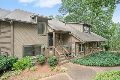 Atlanta Condo/Townhouse For Sale: 4226 D Youville Trace