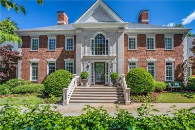 Atlanta Single Family Home For Sale: 635 Mount Vernon Highway