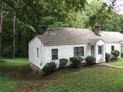 Atlanta Single Family Home For Sale: 2021 Conrad Avenue SE