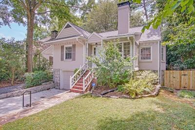 Atlanta Single Family Home For Sale: 2806 Alpine Road