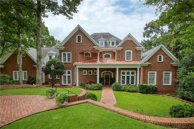 Alpharetta GA Single Family Home For Sale: $1,949,000
