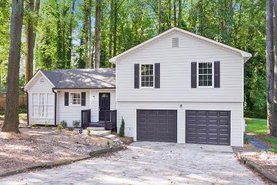 Mableton GA Single Family Home For Sale: $229,000