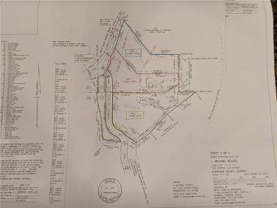 Woodstock Residential Lots & Land For Sale: W Wiley Bridge Road