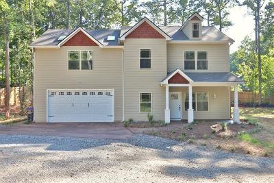 Lilburn Single Family Home For Sale: 629 Falling Leaf Drive NW