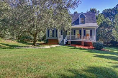 Loganville Single Family Home For Sale: 4489 Tiffany Lane