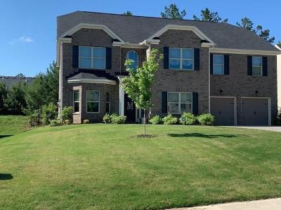McDonough Single Family Home For Sale: 1200 Creek Crossing Drive