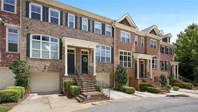 Smyrna Condo/Townhouse For Sale: 1553 Mosaic Way