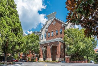 Atlanta Condo/Townhouse For Sale: 1850 Cotillion Drive #1112