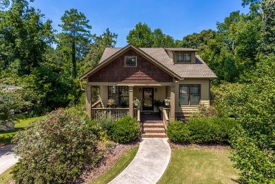 Decatur Single Family Home For Sale: 2105 Wildrose Drive