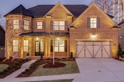 Johns Creek Single Family Home For Sale: 505 Camden Hall Drive