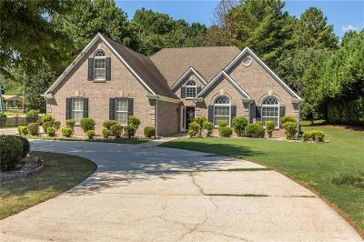 Clayton County Single Family Home For Sale: 8965 Emerald Glen Lane
