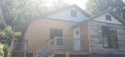 Atlanta Single Family Home For Sale: 533 NW Paines Avenue NW