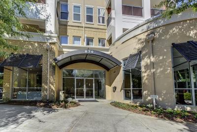 Atlanta Condo/Townhouse For Sale: 870 Inman NE #410