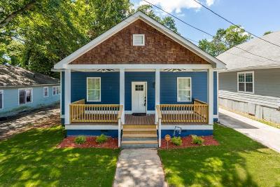 Atlanta Single Family Home For Sale: 479 Willard Avenue SW