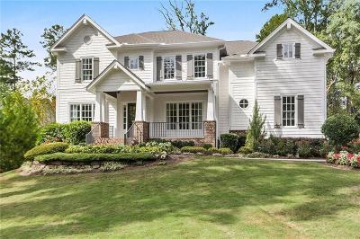 Buckhead Single Family Home For Sale: 596 Loridans Drive NE