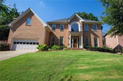 Tucker Single Family Home For Sale: 2896 Livsey Walk