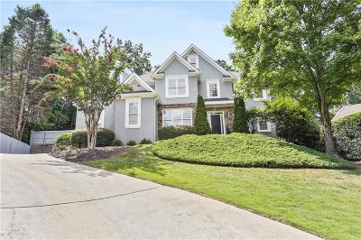 Sandy Springs Single Family Home For Sale: 160 Spalding Springs Court