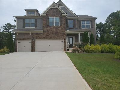 Conyers Single Family Home For Sale: 1405 Bourdon Bell Drive SE