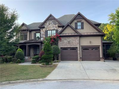 Buford Single Family Home For Sale: 6243 Sunshine Cove Lane