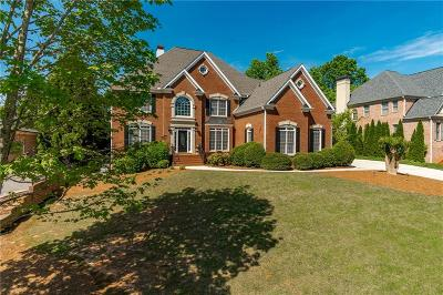 Cobb County Single Family Home For Sale: 1049 Ector Chase NW