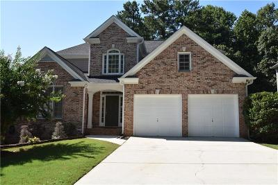 Mableton Single Family Home For Sale: 25 Vinings Lake Drive SW