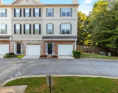Tucker Condo/Townhouse For Sale: 3262 Tucker Pointe Drive