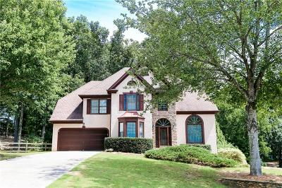 Suwanee Single Family Home For Sale: 4765 Dartmoor Lane