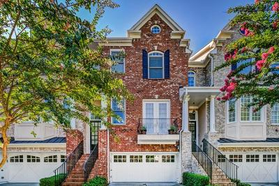 Decatur Condo/Townhouse For Sale: 997 Emory Parc Place