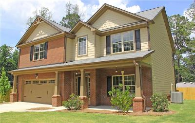 Lawrenceville Single Family Home For Sale: 3120 Winn Drive Road
