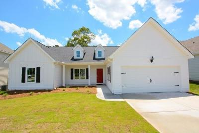 Temple Single Family Home For Sale: 266 Waters Edge Parkway