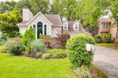 Brookhaven Single Family Home For Sale: 1063 Club Place