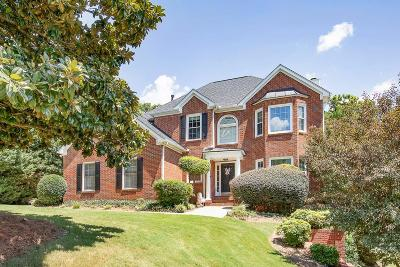 Alpharetta GA Single Family Home For Sale: $524,900