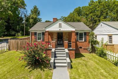 Atlanta Single Family Home For Sale: 93 Parsons Place SW
