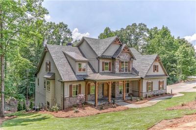 Gainesville GA Single Family Home For Sale: $739,000