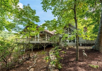 Pickens County Single Family Home For Sale: 66 Tamarack Point