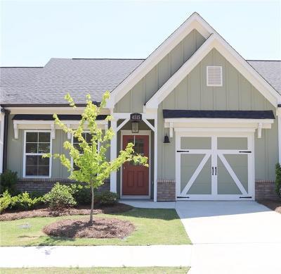 Oakwood Condo/Townhouse For Sale: 4515 Rutledge Drive #71